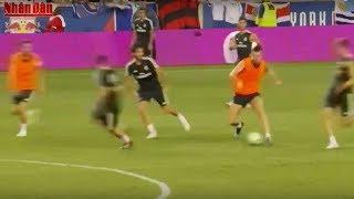 Tin Thể Thao 24h Hôm Nay 8/8/2018: Real Tự Tin Sẽ Làm Gỏi AS Roma Tạo Đà Chiến Với Atletico Madrid