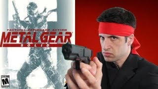 Metal Gear Solid game review