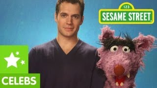 Sesame Street: Henry Cavill & Elmo teach Respect to the Big Bad Wolf