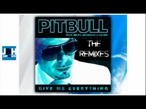 Pitbull feat. Ne-Yo, Afrojack & Nayer - Give Me Everything (Afrojack Remix)