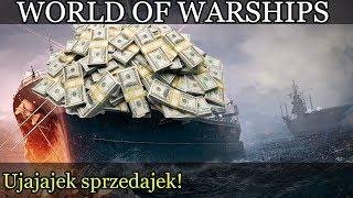 Ujea się sprzedał - World of Warships