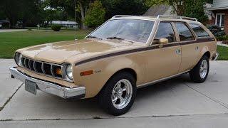 1976 AMC Hornet X Sportabout | AMC 304 V8 | Soundcheck