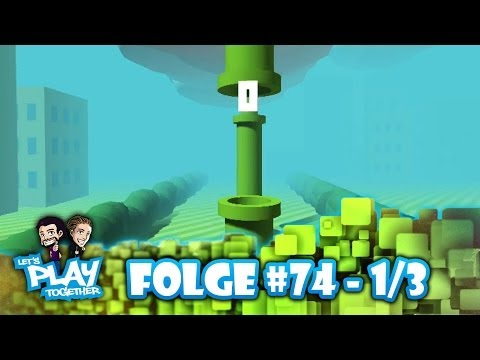 Let's Play Together (News, Flappy Bird in 3D und in Minecraft) 74-1/3