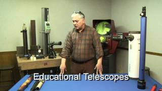 Choosing Your First Telescope