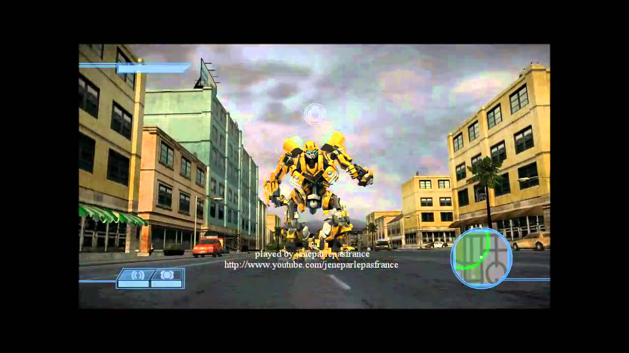 Transformers Bumblebee Games Game Hacked Bumblebee
