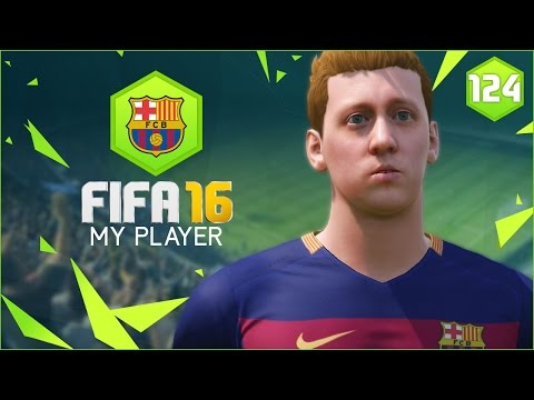FIFA 16 | My Player Career Mode Ep124 - NEW SIGNING + EL CLASICO!!