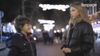 #kadınaşiddetehayır ''Ona tokat at'': Çocukların tepkileri (Türkçe Altyazı)