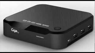 Review GigaTV HD620 T por PSN Andy y Lucas
