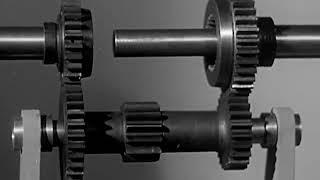 Car Transmissions & Synchromesh   Spinning Levers  1936 Chevrolet Auto Mechanics 10min