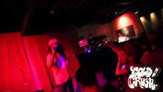 Akil The MC (Jurassic 5) live at Cold Crush Sydney