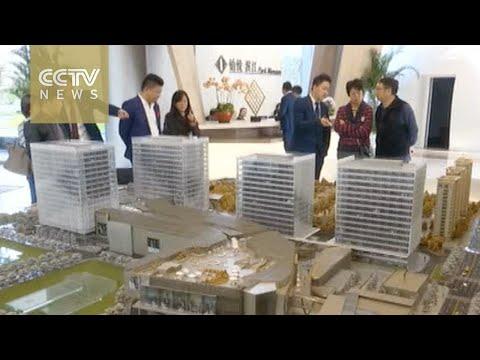 China housing heats cooling economy