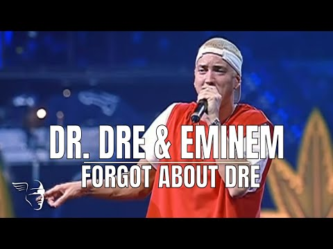 "Dr.Dre & Eminem - Forgot About Dre (From ""The Up In Smoke Tour"" DVD)"