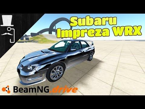 BeamNG.Drive | Gameplay in romana | Rupem un Subaru Cromat
