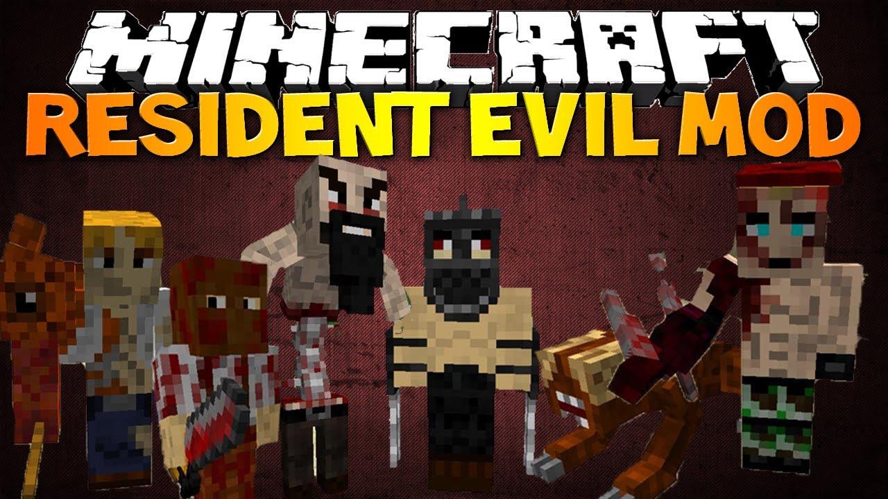 скачать карту minecraft 1.8 обитель зла #10