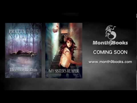 Book Trailer (My Sister's Reaper/Pretty Dark Nothing)