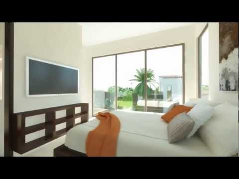 Belize Cottage CGI Animation (Wild Orchid) by Revolution Viewing