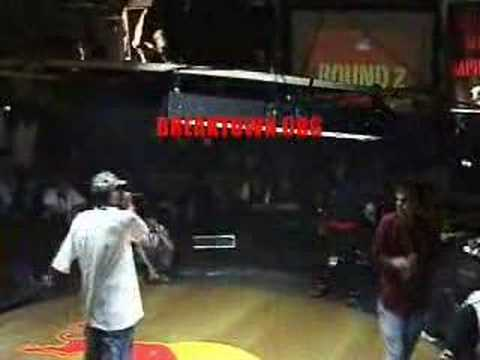 Batalla de los gallos en Venezuela Mc Klopedia Vs Mc Ardilla