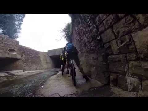 The Storm Water Drain and Anatomic Tunnel on the JUMA MTB