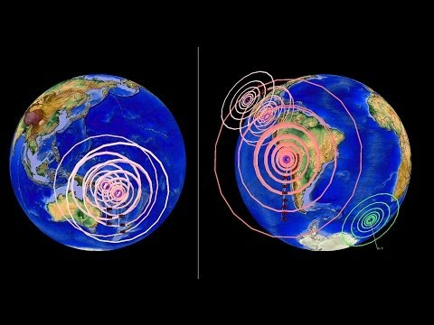 4/15/2014 -- Global Earthquake Watch -- MAJOR Unrest -- Another 7.0M strikes