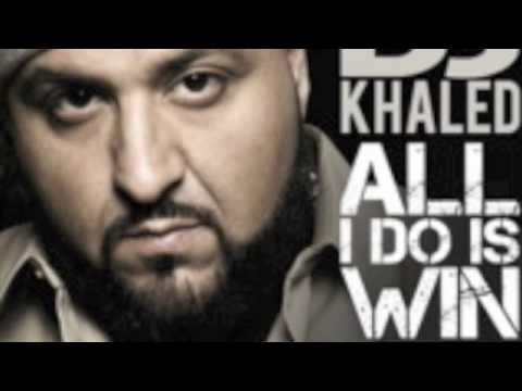 DJ Khaled- All I Do Is Win (ft. T-Pain, Ludacris, Snoop Dogg,&Rick Ross) w/ Lyrics