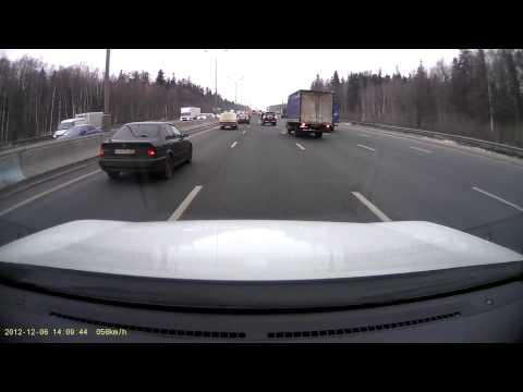 ДТП на МКАД 95 км