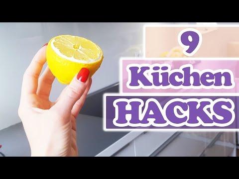 KÜCHEN HACKS - super Tipps und Tricks zum Zeit sparen in der Küche DIE DU KENNEN SOLLTEST