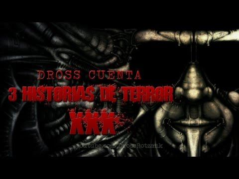 Dross cuenta 3 historias de terror 30