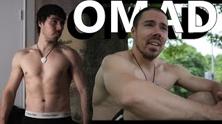 Keto OMAD Calisthenics Muscle Building: IT WORKS!
