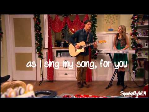 Bridgit Mendler feat. Shane Harper - My Song For You (Lyrics)