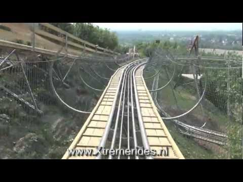 Alpine Coaster Onride Snowworld, Landgraaf Holland