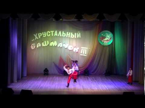 Видео клип ансамбля танца «Россияне» — Танец «Гопак» / 2011