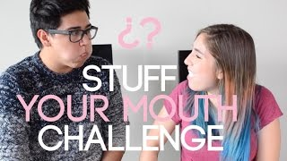 STUFF YOUR MOUTH CHALLENGE (ADIVINANDO YOUTUBERS/VINERS) – #VINEVSTWITTER
