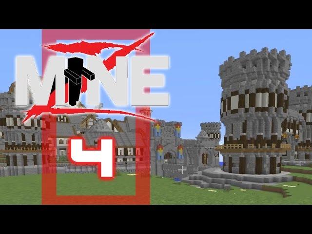 Minecraft MineZ 2 - DEAD AGAIN! ( Let's Play E4 )