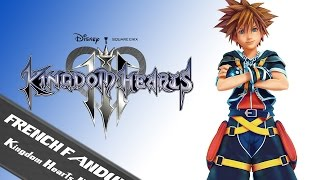 Kingdom Hearts III : Trailer E3 - French Fandub