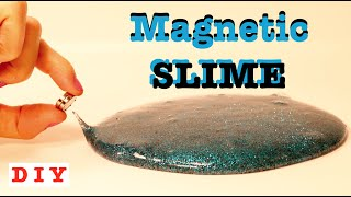 How To Make Magnetic Sparkly Slime