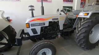 Eicher 557 Quadra Drive tractor full feature & specifications