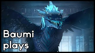 Dota 2 | WYVERN CARRY FAR TOO GOOD!! | Baumi plays Winter Wyvern