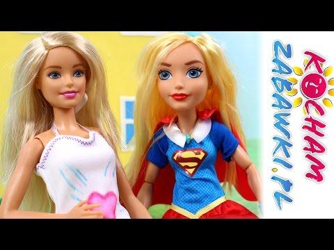 Stylowe szablony - Zrób to sama - Barbie & DC Superhero Girls - Bajki dla dzieci