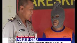Bejat !!! Bapak Tega Perkosa Anak Tirinya Berumur 16 Tahun Berkali-kali - BIP 24/01