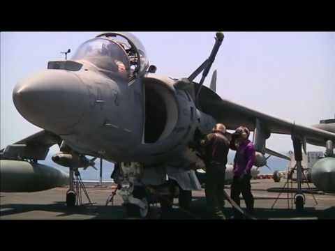 USS Boxer launches airstrikes on Islamic State from Arabian Gulf