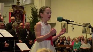 "Amira Willighagen - ""Sancta Maria"" (Canisius Church, Nijmegen) - Christmas Concert 2015"