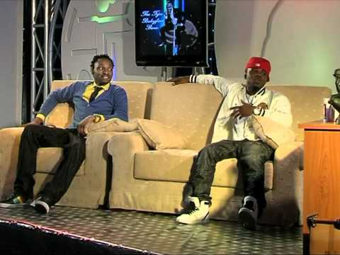 "DAGRIN - Da Grin performs ""Pon Pon Pon"" on The Teju Babyface Show"