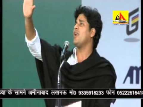 Imran Pratapgarhi Latest Dubai Mushairah 2014 video