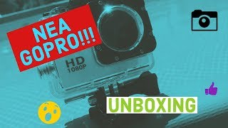 Unboxing New GoPro! + Footage
