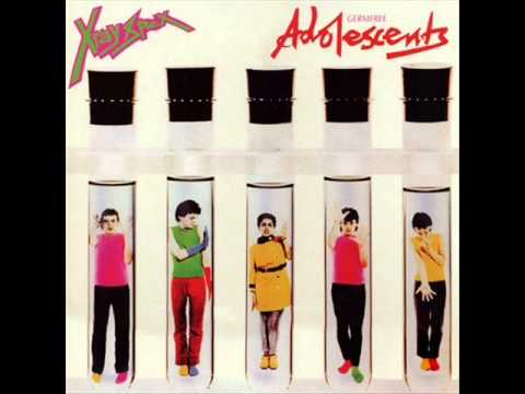 X-ray Spex - Oh Bondage Up Yours
