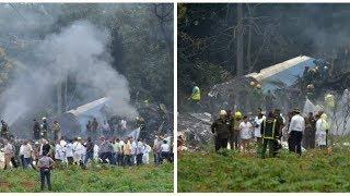 Na Kubě se zřítilo letadlo se 113 pasažéry: Přežili pouze tři lidé!