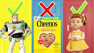 Toy Story 4 Cereal Rescue Mission Buzz Makes Breakfast with Gabby Gabby