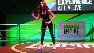 Pokaz Dytto na BET Experience Live 2016