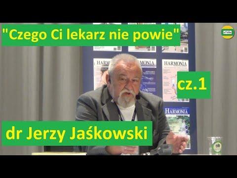 Dr Jerzy Jaśkowski Cz.1 Na Konferencji