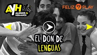 "Capítulo 05 Amigos y Hermanos ""El don de lenguas"""
